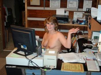 Sekretářka mini